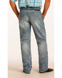 Tuf Cooper by Panhandle Men's Light Wash Performance Jeans, , hi-res