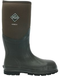 The Original Muck Boot Men's Chore Cool Safety Toe Boots, , hi-res