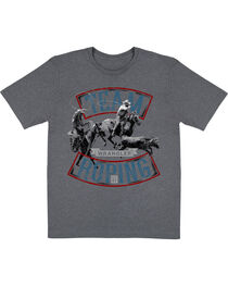 "Wrangler Boys' ""Team Roping"" T-Shirt, , hi-res"