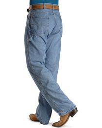 U.S.A. Made Round House Jeans - Dungaree Relaxed Fit, , hi-res