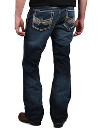 Ariat Men's M4 Low-Rise Boot Cut Jeans, , hi-res