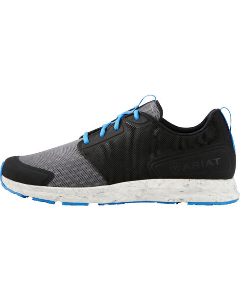Ariat Men's Fuse Charcoal Shoes, , hi-res