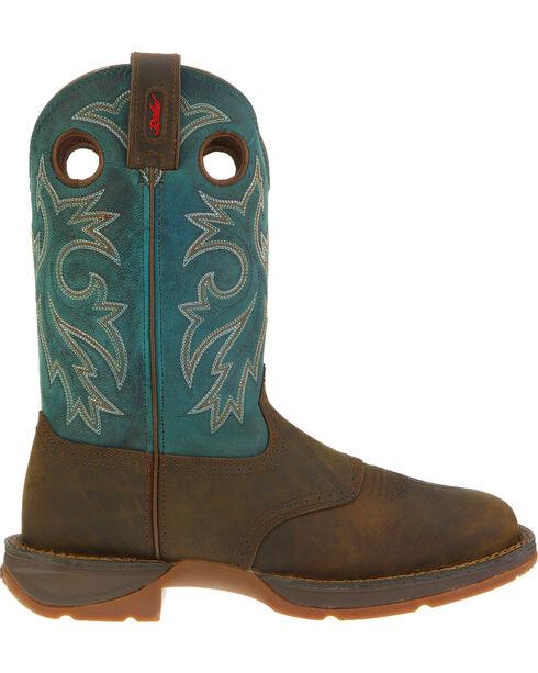 Rebel by Durango Men's Western Work Boots, Tan, hi-res