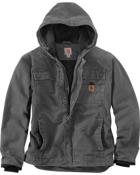 Carhartt Men's Bartlett Jacket - Big & Tall, Grey, hi-res