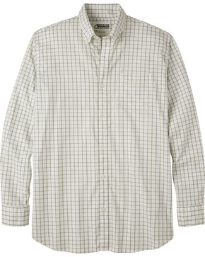 Mountain Khakis Men's Davidson Oxford Shirt, Green, hi-res