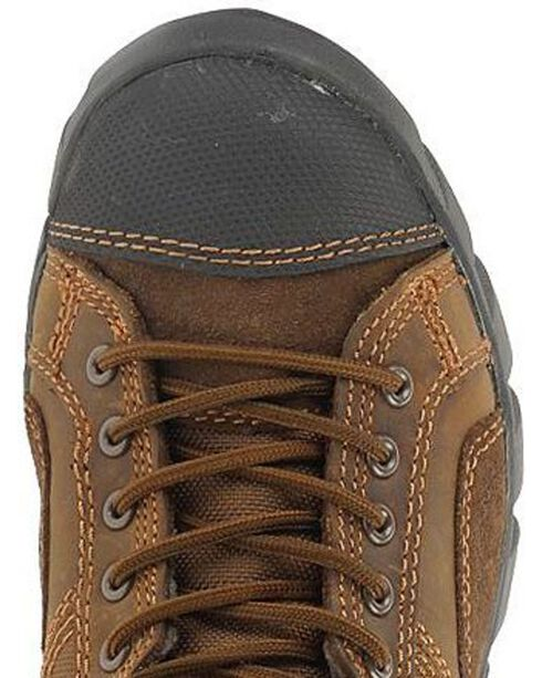 Caterpillar Argon Lace-Up Work Shoes - Composition Toe, Dark Brown, hi-res
