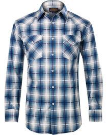 Pendleton Men's Wire Plaid Long Sleeve Shirt, , hi-res
