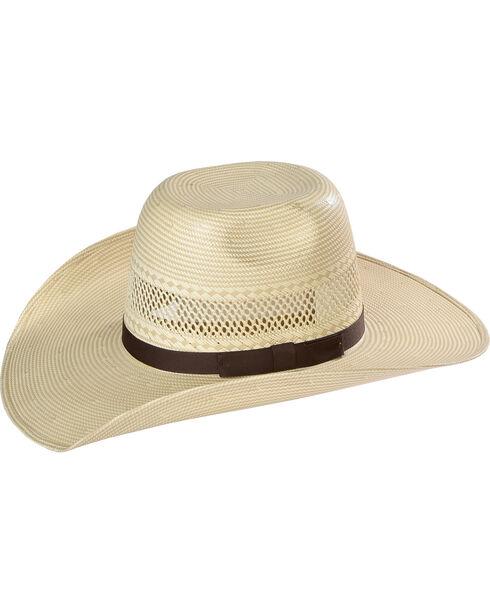 Resistol Men's Solano Promo Straw Hat , Tan, hi-res