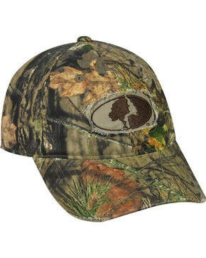 Outdoor Cap Men's Camouflage Mossy Oak Oval Logo Cap , Camouflage, hi-res