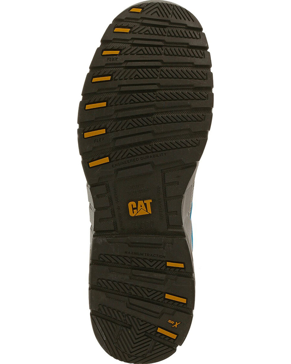 Caterpillar Women's Blue Streamline Work Shoes - Composite Toe , Blue, hi-res