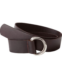 Mountain Khakis Men's Brown D-Ring Belt, , hi-res