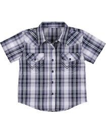 Wrangler Toddler Boy's Multi Baby Short Sleeve Shirt, , hi-res