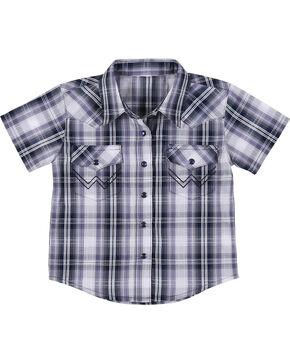 Wrangler Toddler Boy's Multi Baby Short Sleeve Shirt, Multi, hi-res