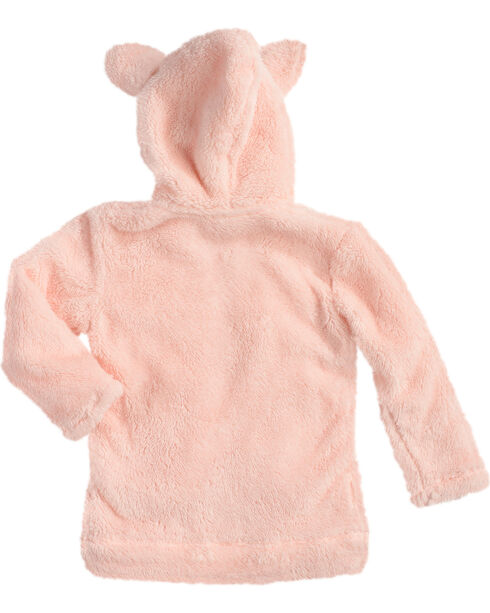 Shyanne® Toddler Girls' Horse Woobie Jacket, Pink, hi-res