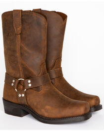Cody James® Men's Harness Boots, , hi-res