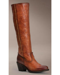 Frye Women's Leslie Artisan Tall Boots - Round Toe , , hi-res
