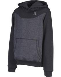 Browning Boys' Cohos Hooded Sweatshirt, , hi-res