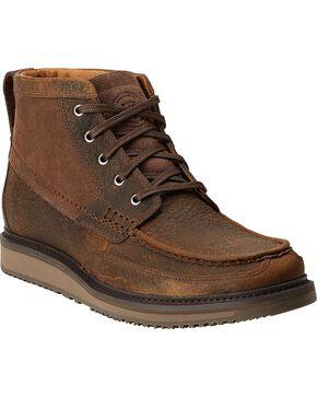 Ariat Men's Lookout Chukka Boots, Earth, hi-res