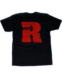 Wrangler Men's Riggs Workwear Short Sleeve Graphic Tee, , hi-res