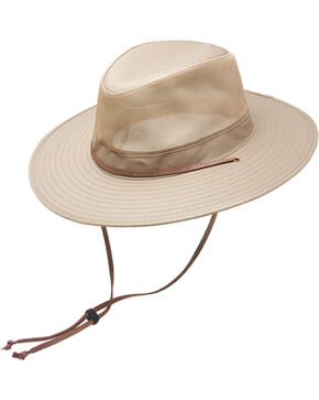 Peter Grimm Pike Khaki Resort Hat, Khaki, hi-res