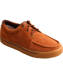 Hooey Lopers by Twisted X Men's Rough Out Casual Shoes - Moc Toe, , hi-res