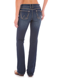 Wrangler Retro Women's Mid-Rise Boot Cut Jeans, , hi-res