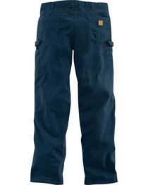 Carhartt Men's Loose Fit Canvas Carpenter Jeans, , hi-res