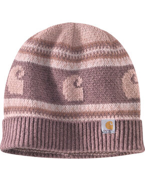 Carhartt Women's Misty Rose Springvale Hat, Light Pink, hi-res