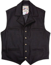 Schaefer Men's 805 Cattle Baron Vest, , hi-res