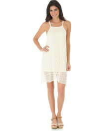 Wrangler Women's Crisscross Strappy Dress, , hi-res
