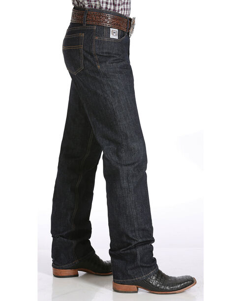Cinch Men's White Label Relaxed Fit Straight Leg Jeans, Denim, hi-res