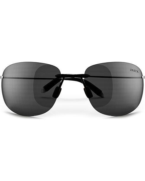 Bex Lynnson Black and Grey Sunglasses, Multi, hi-res