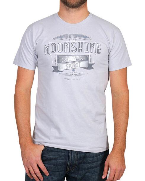 Moonshine Spirit® Men's Grit and Grim Short Sleeve T-Shirt, Grey, hi-res