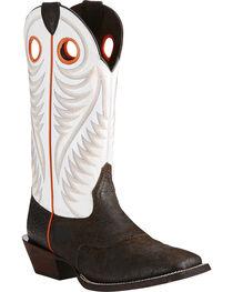 Ariat Men's Circuit Stomper Western Boots, , hi-res