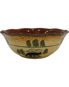 HiEnd Accent Multi Bear Serving Bowl, Multi, hi-res