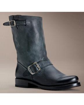 Frye Veronica Short Antique Ankle Boots, Black, hi-res