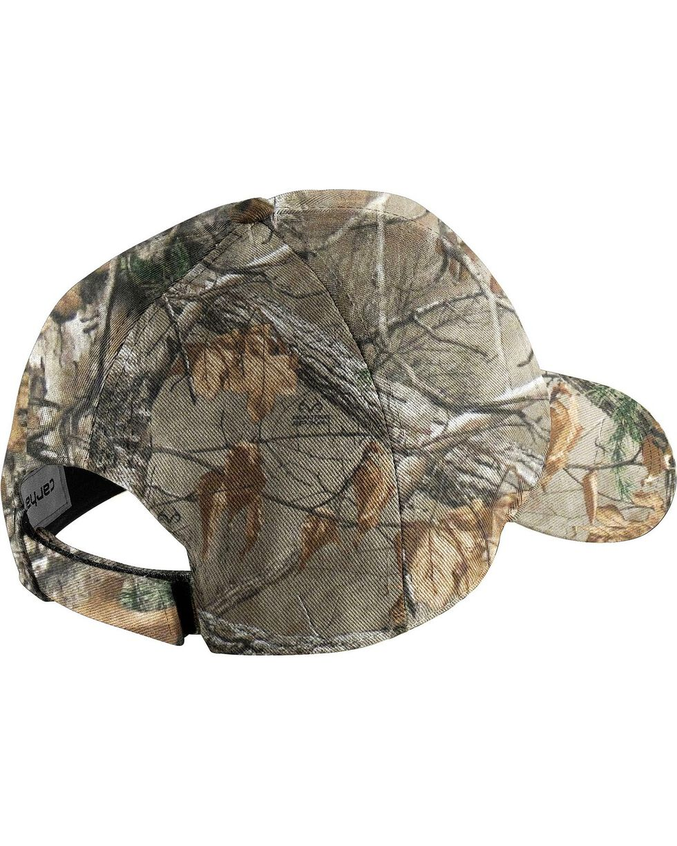 Carhartt Men's Realtree Camo Work Hat, , hi-res