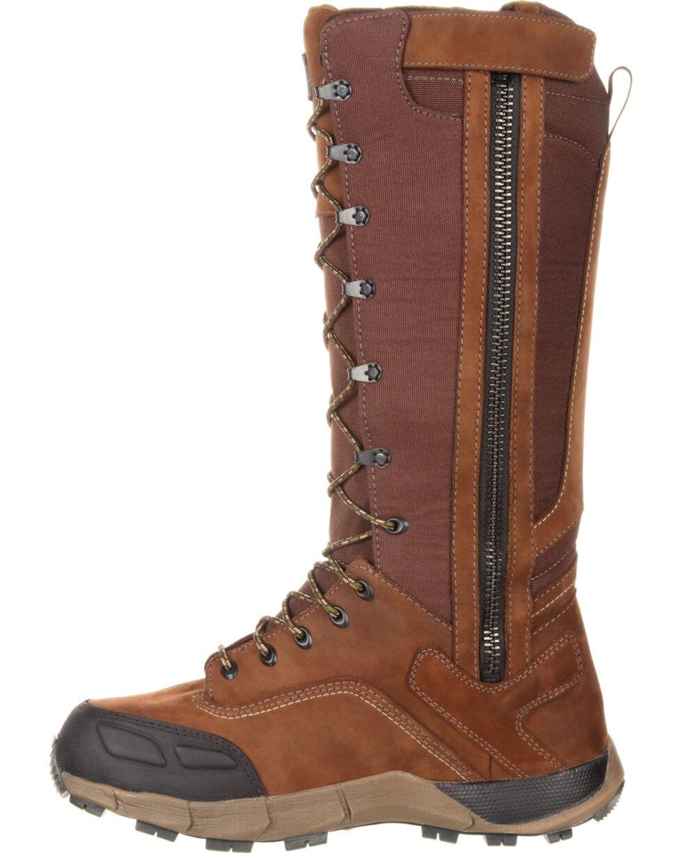 Rocky Men's Broadhead Waterproof Trail Snake Boots, Brown, hi-res