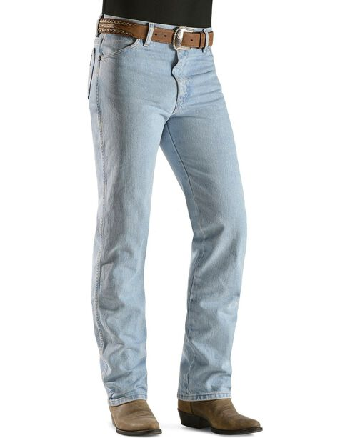 Wrangler Jeans - 936 Slim Fit Premium Wash, Bleach Indigo, hi-res