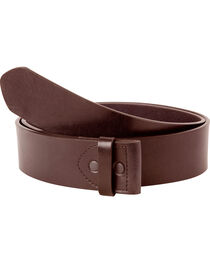 Mountain Khakis Men's MK Leather Belt (Belt Only) , , hi-res