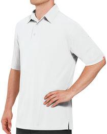 Red Kap Men's Performance Knit Flex Series Polo Shirt - Big & Tall, , hi-res