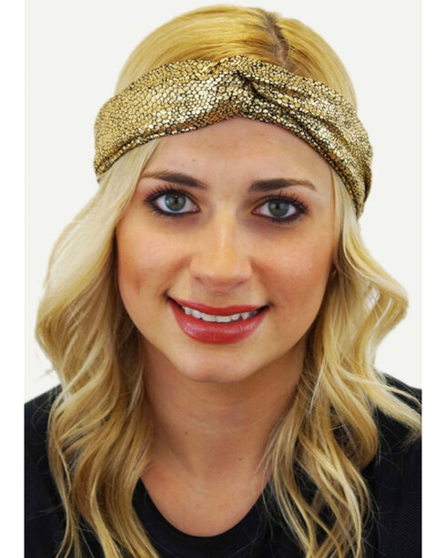 Pink Pewter Gold Shelly Flexible Multi-Use Wraps, Gold, hi-res