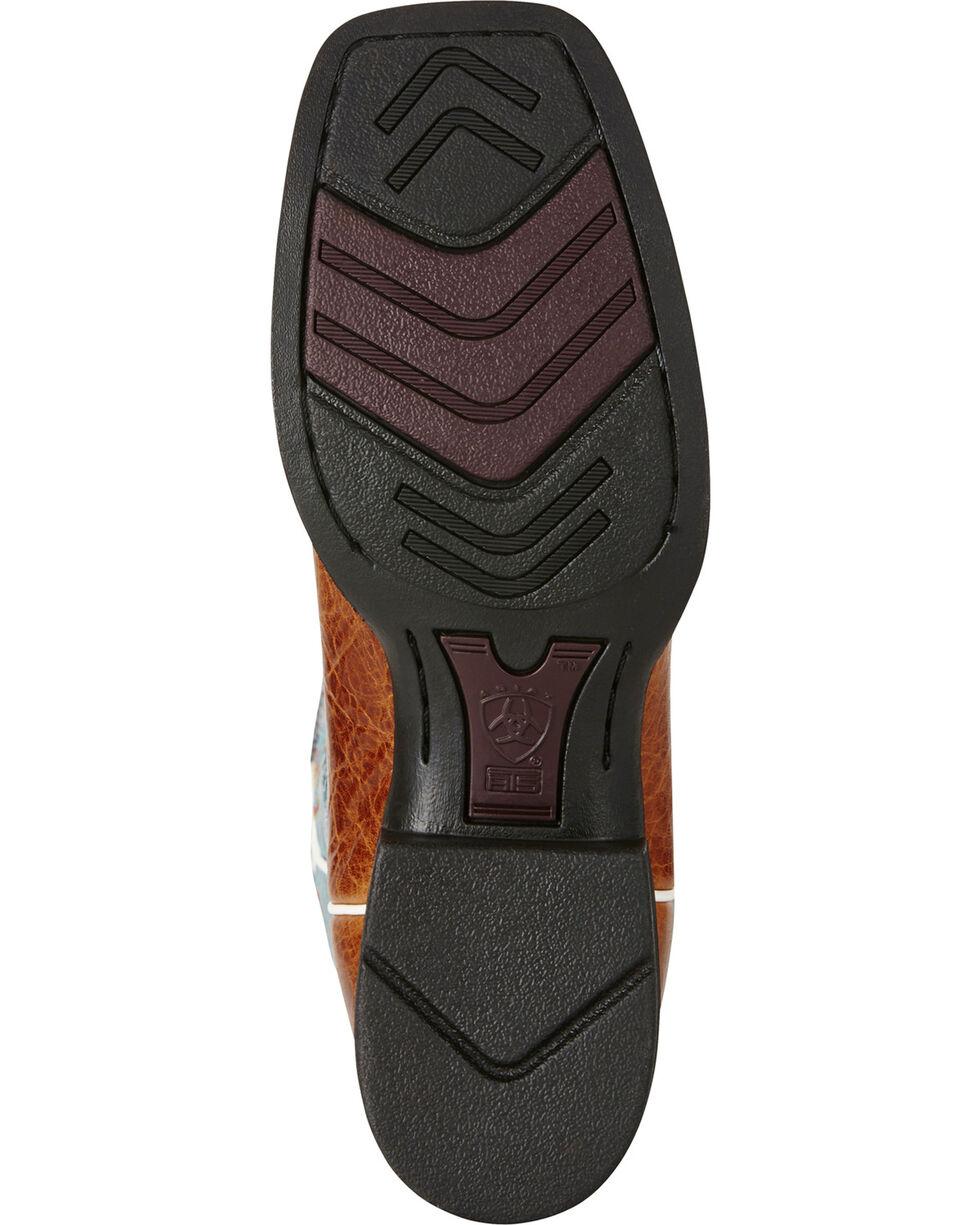 Ariat Women's QuickDraw VentTEK Western Boots, Brown, hi-res