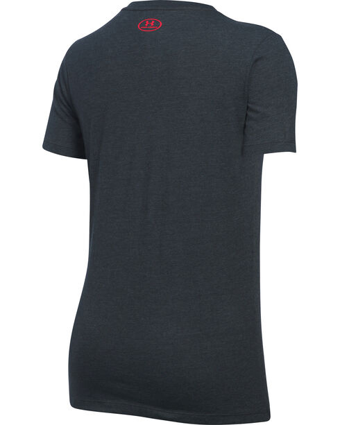Under Armour Women's I Hunt Tee, Grey, hi-res