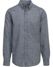 Woolrich Men's Eco Rich Hemp Blend Shirt , , hi-res