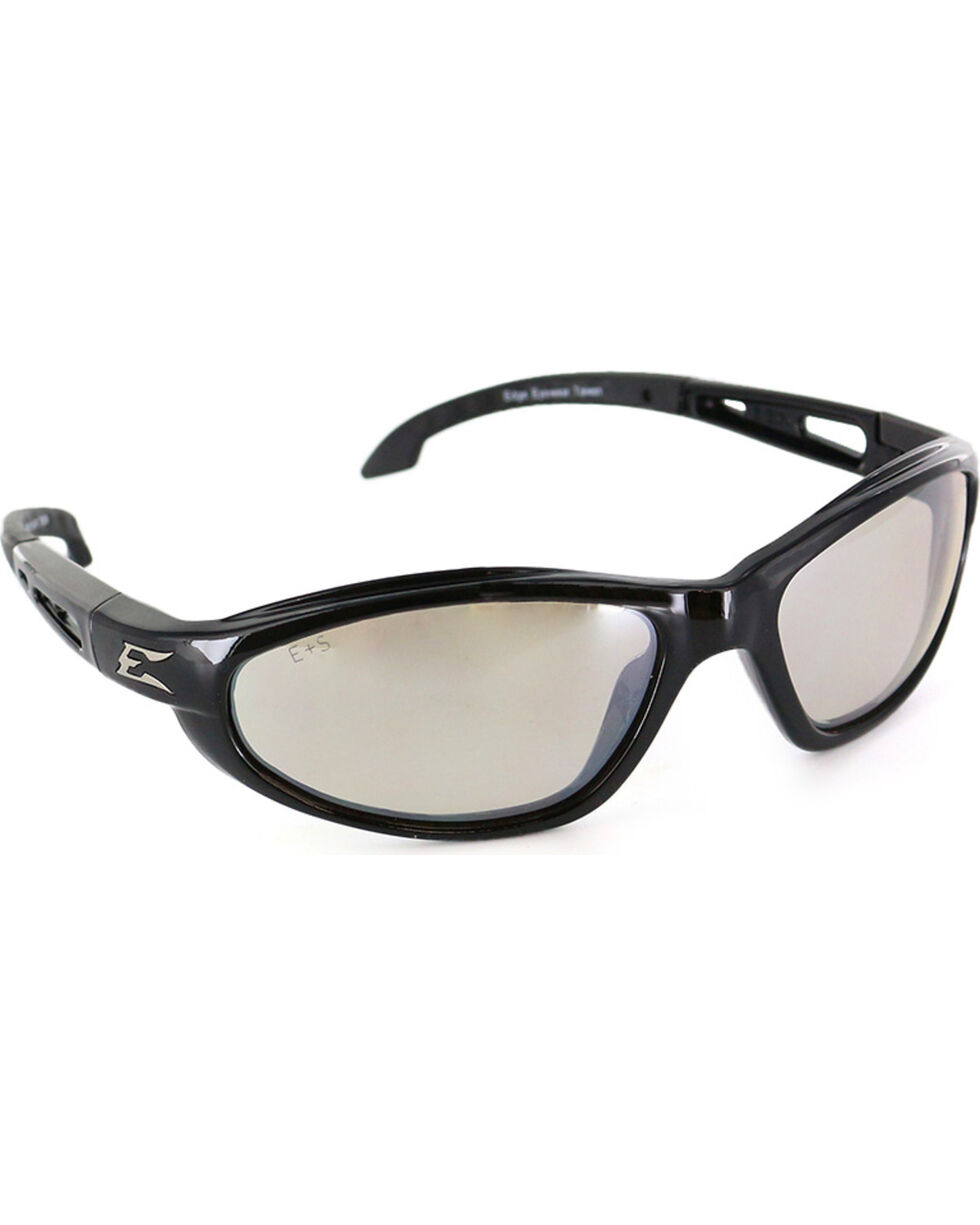 Edge Eyewear Dakura Safety Sunglasses, Black, hi-res