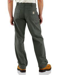 Carhartt Flame Resistant  Canvas Work Pants - Big & Tall, , hi-res