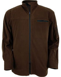 Outback Trading Co. Men's Brown Leroy Jacket , , hi-res