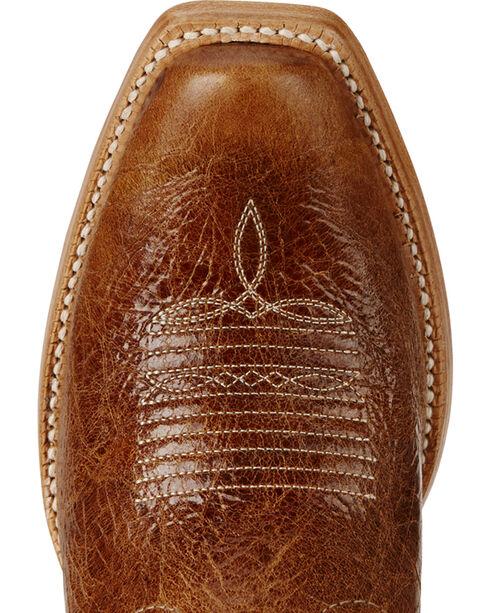 Ariat Women's Bristol Western Boots, Tan, hi-res