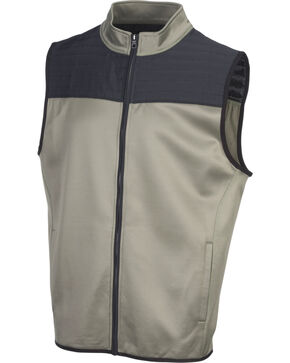 Browning Men's Green Sabal Vest , Green, hi-res